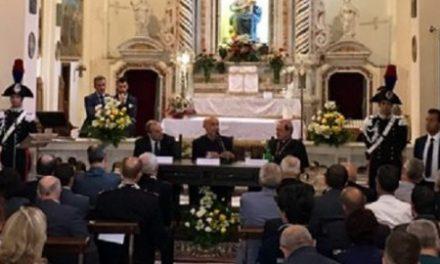 Carabinieri al Santuario di Polsi, al via un posto di ricezione delle denunce