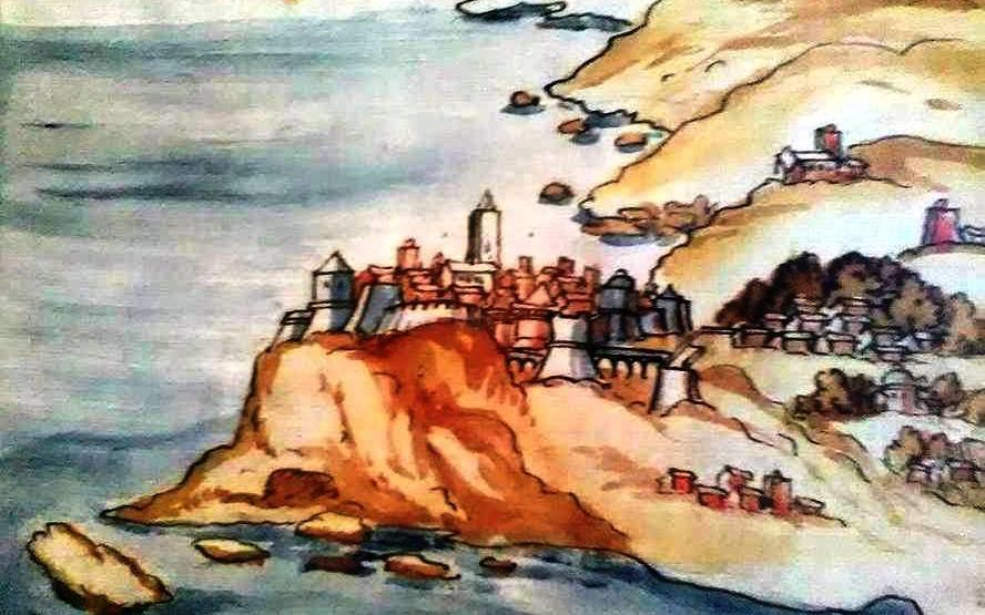PIZZO e la sua tradizione tonniera in uno scritto del geografo bolognese Leandro Alberti del 1526. [VINCENZO A. RUPERTO]