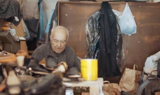 Vincenzo, il calzolaio di Polia che chiude la sua bottega a Roma per mancanza di apprendisti (VIDEO) di ROCCO GRECO