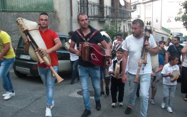 Ad Albidona il primo festival della zampogna, in memoria di Rago