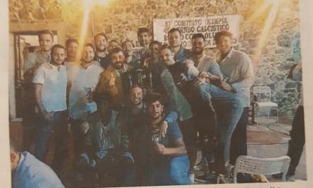 Sport, solidarieta' e condivisione protagonisti della Coppa Olimpia