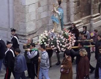 PROCESSIONE SS. MADDONNA IMMACOLATA DEL 8/12/1999