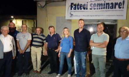La protesta vibrata a Maierato contro l'invasione dei cinghiali, agricoltori in ginocchio (VIDEO)
