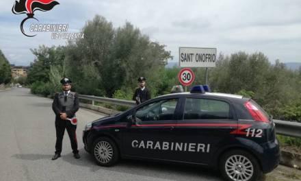 In auto con un pregiudicato, arrestato sorvegliato speciale di Stefanaconi