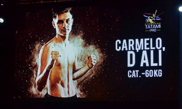 Kickboxing, il vibonese Carmelino D'Alì campione del mondo Juniores