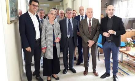 Sanità, inaugurata a Pizzo la Centrale unica per l'assistenza primaria
