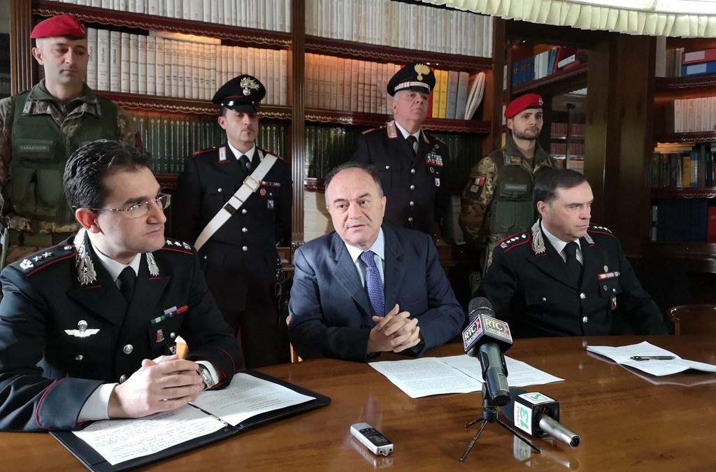 REVENTINUM | Il clan braccato e l'avvocato «sotto scopa» – Corriere della Calabria