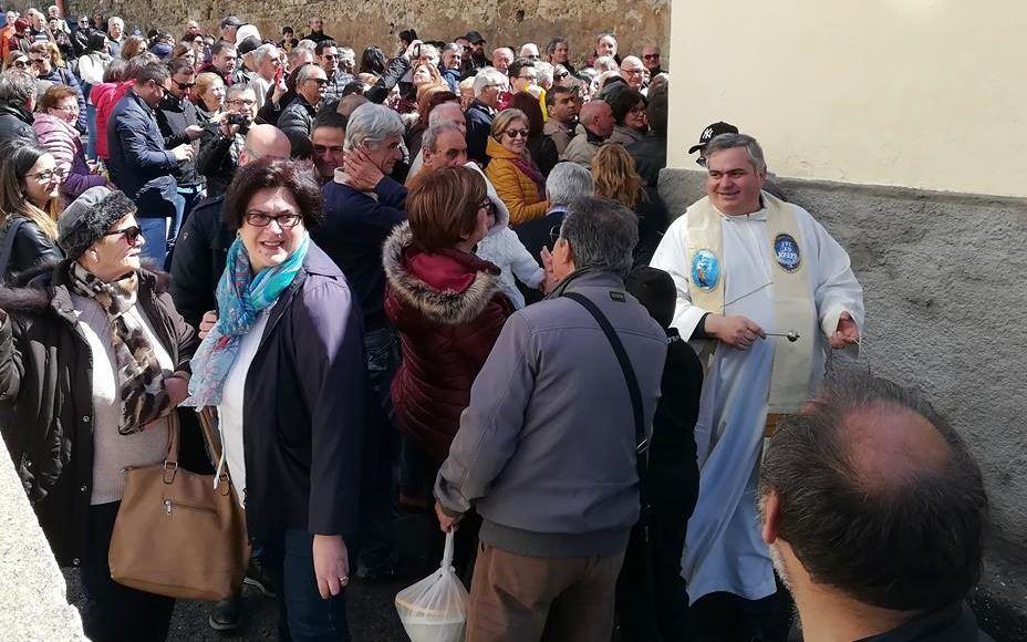 """""""Pasta cu i ciciari"""" rinnova la secolare tradizione della festa di San Giuseppe"""