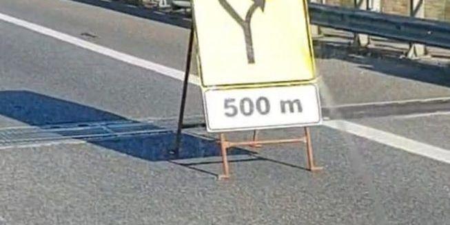 Svincolo pericoloso sull'A2, rischio incidenti all'uscita di Sant'Onofrio