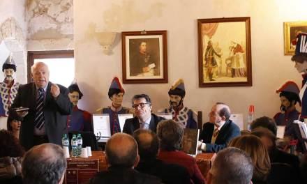 Presentato nel castello di Pizzo il libro di Vincenzo Villella sulla morte di Gioacchino Murat