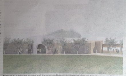 Nuova Chiesa,oggi la prima pietra
