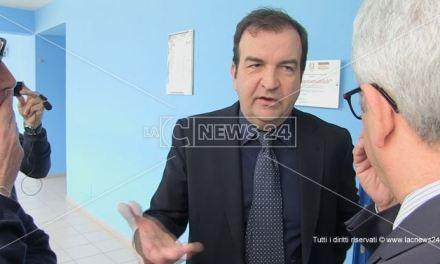 Nuovo avviso di garanzia per Occhiuto, indagato per bancarotta fraudolenta
