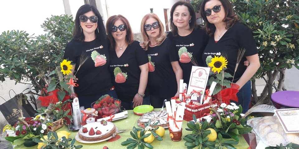 1 maggio 2019 – Per il nostro Patrono San Giorgio … quartiere in festa.