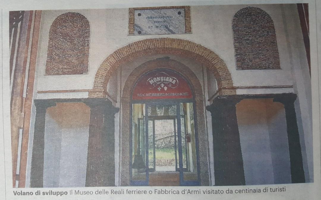 Museo delle Reali Ferriere. La gestione al Parco delle Serre