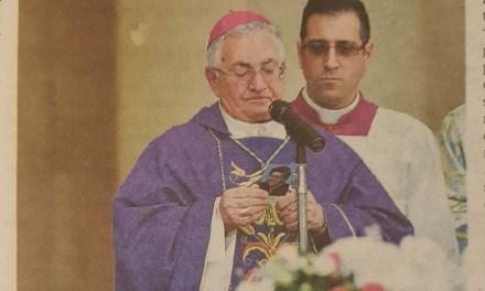 Ultimatum del Vescovo alla Findazione. I tempi imposti ora stanno per scadere