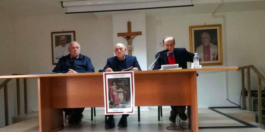 Lamezia, presentato libro su Murat dello storico Vincenzo Villella
