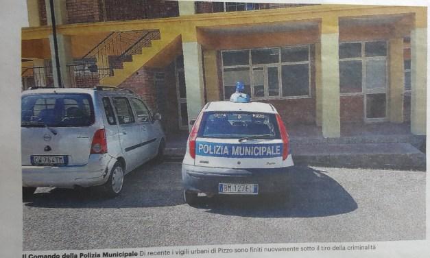 Polizia municipale, solo due agenti A rischio i controlli sulla viabilita'