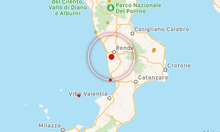 Terremoto in Calabria, paura a Cosenza e Rende per una scossa sulla Catena Costiera [MAPPE e DETTAGLI] – Meteo Web