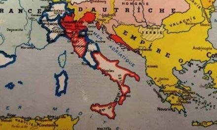 La Calabria? Per le vecchie cartine francesi ha una sola città: Pizzo!