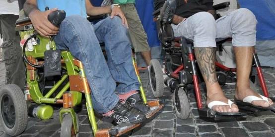 AGEVOLAZIONI PERSONE CON DISABILITA'