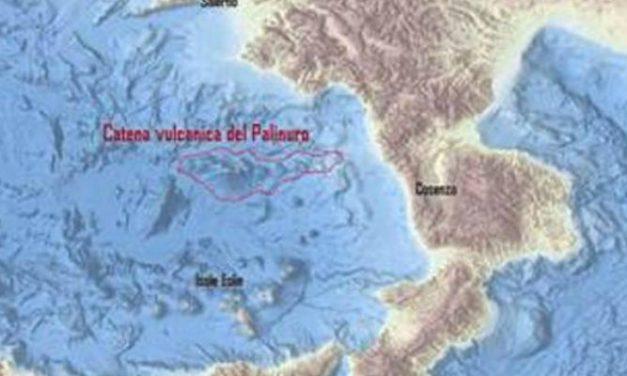 Complesso vulcanico nel tirreno calabrese, incontro con il geologo De Ritis