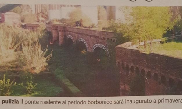 Ponte dell'angitola, gioiello d'ingegneria borbonica