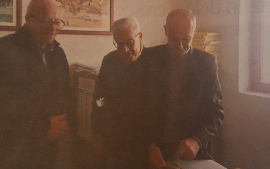 RISPOSTA DELLA COMMISSIONE STRAORDINARIA ALL'ASSOCIAZIONE MURAT