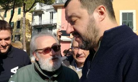 """L'ideologo """"leghista"""": «Salvini in Calabria sbaglia tutto. E il Carroccio non ha una lista» – VIDEO – Corriere della Calabria"""