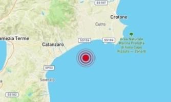 Terremoto nel Crotonese, 8 scosse nelle ultime ore. Trema anche Cirò