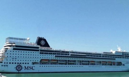 """Coronavirus a Reggio Calabria, una nave con 1000 posti letto nel Porto di Gioia Tauro per un'eventuale emergenza: """"apprezziamo il gesto di Aponte"""""""