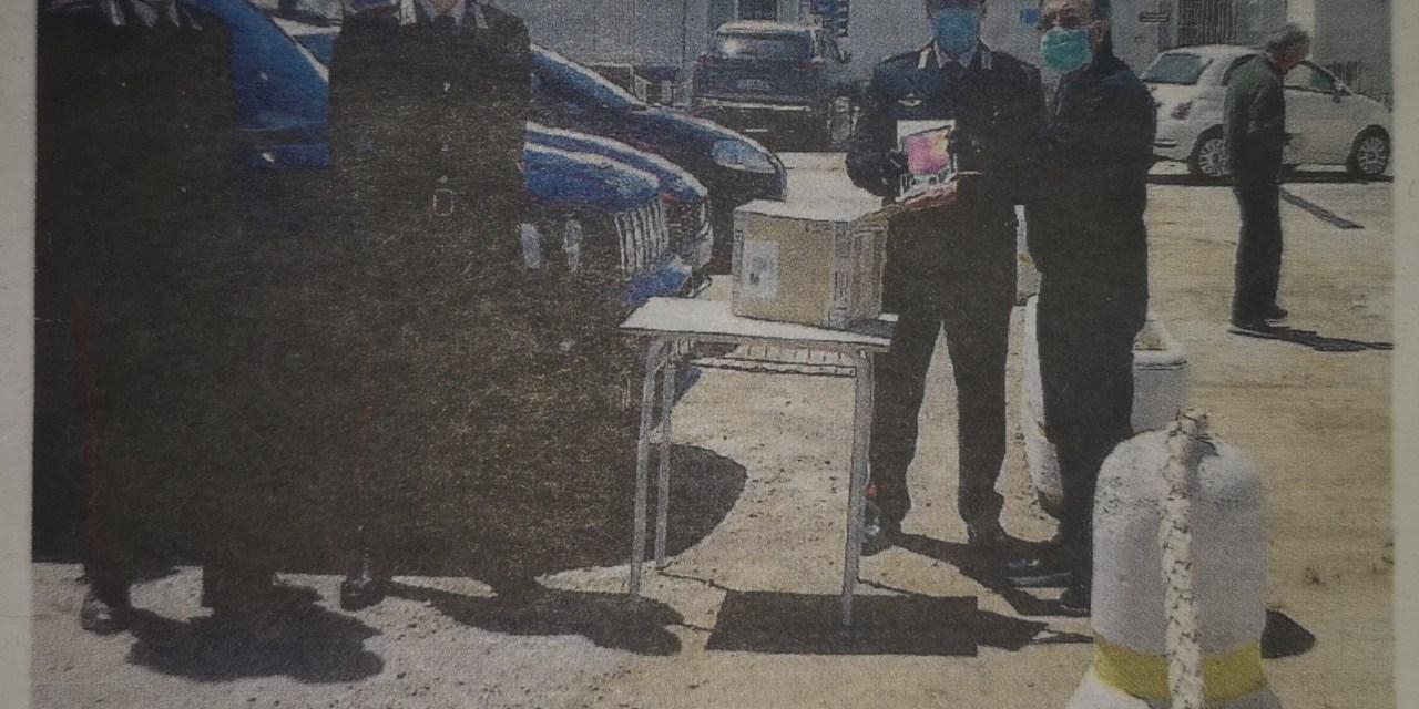 Scuole e carabinieri al lavoro in sinergia