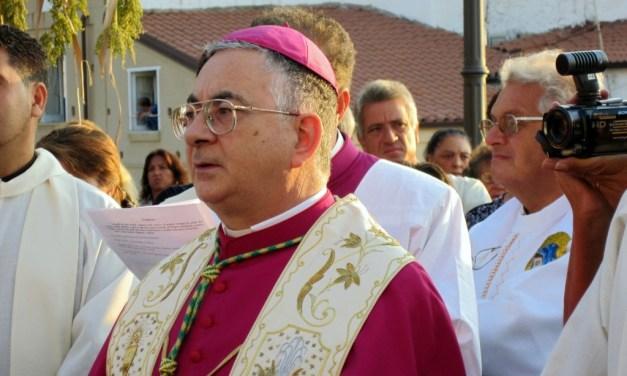 """Il vescovo di Mileto monsignor Renzo: """"Le processionirestano sospese fino a nuove disposizioni"""""""