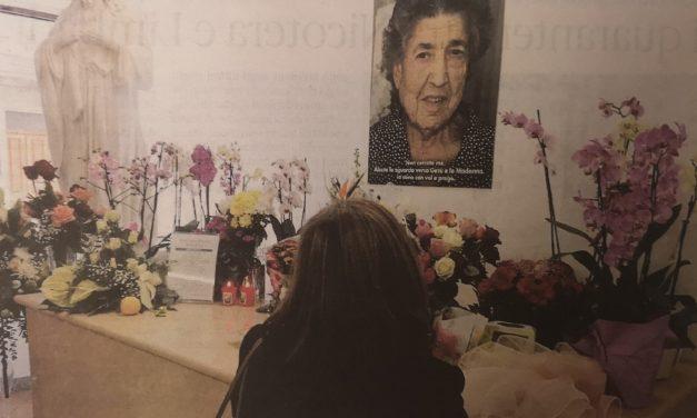 Mamma Natuzza, lettere anonime per gettare ombre sulla sua vita