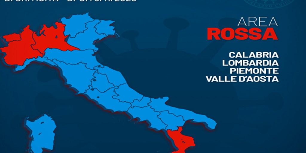 Covid, dati positivi per la Calabria: si valuta il passaggio a zona gialla – il Lametino.it
