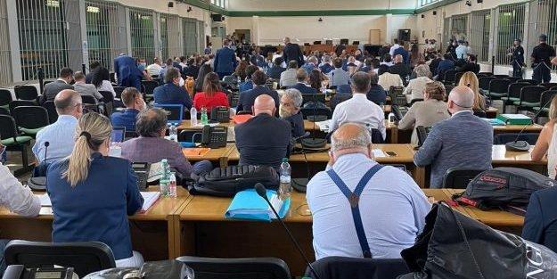 'Ndrangheta: Scott Rinascita, 355 rinvii a giudizio – Gazzetta del Sud