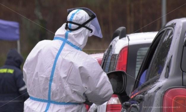 Coronavirus Vibo, nelle Preserre boom di contagi: 163 casi in 4 comuni