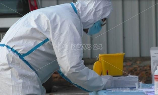 Valanga Covid in Calabria, 8 morti e oltre 600 nuovi casi di cui 400 a Cosenza: il bollettino