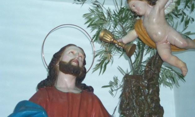 Pasqua anno 2000. Giovedì Santo. Quando si potevano visitare i sepolcri nelle Chiese di Pizzo Calabro