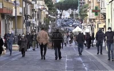 La Calabria potrebbe passare in zona gialla: attesa per il monitoraggio Iss