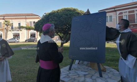 Lamezia, festa San Francesco di Paola: messa del Vescovo e inaugurazione opera memoriale Covid in piazza Italia – il Lametino.it