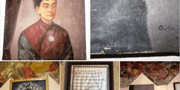 CAPPELLA ARTESE – CIMITERO DI PIZZO (Parte Terza) Franceschina Artese di rocco greco