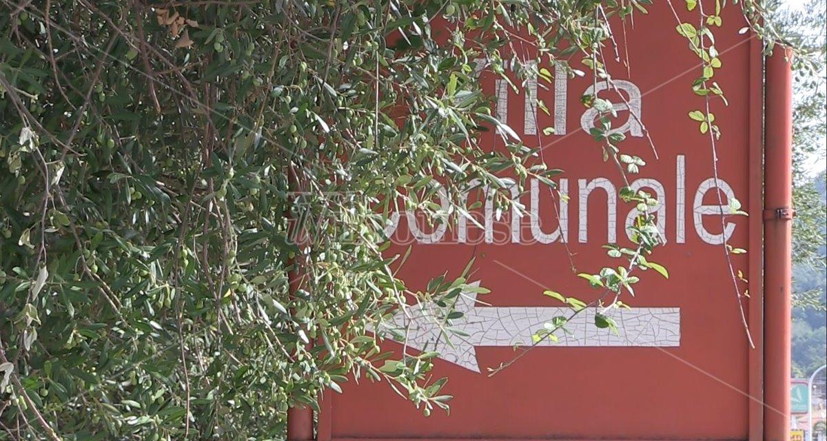 Pizzo, per la villa comunale forse è la volta buona: «Entro Natale riaprirà» -Video