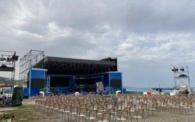 Pizzo, saluto dal mare a Mattarella. Attesi la Dattilo e il veliero Vespucci – Gazzetta del Sud
