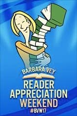 Barbara Vey Reader Appreciation Weekend @ Clarion Hotel