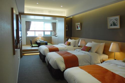 Room Types Pj Hotel Seoul South Korea Online