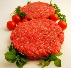 Extra lean home made beefburger (4oz)