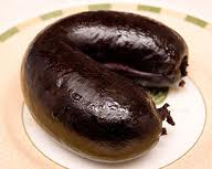 Black pudding for boiling