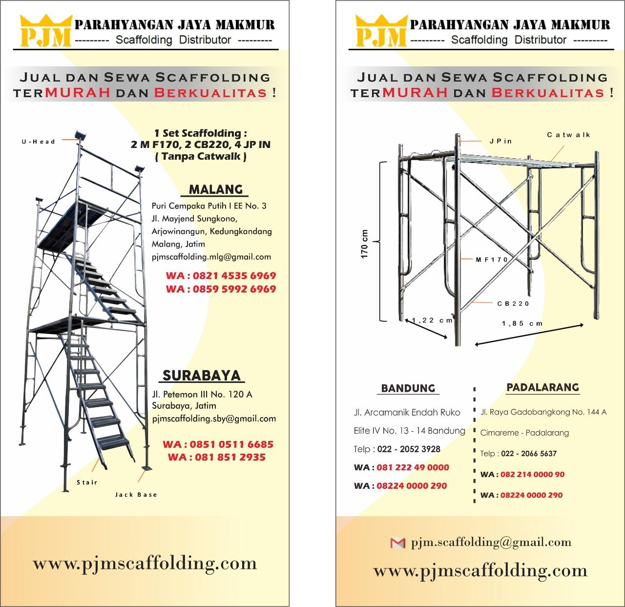PJM Scaffolding