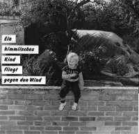 Ein himmlisches Kind fliegt gegen den Wind  1983 (Singheft)