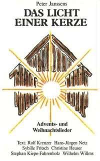 Das Licht einer Kerze  1991 (Kopie/Klavierauszug)
